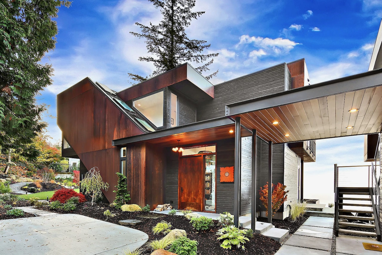 Custom Home Builder Bellingham WA